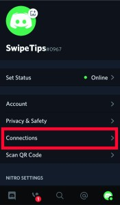 How to Link Twitch to Discord Through Mobile