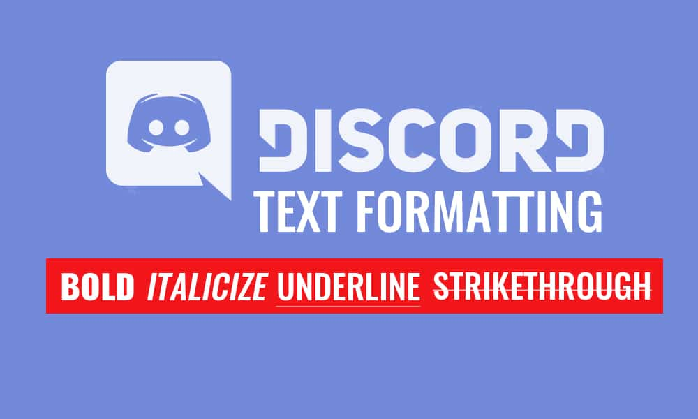 How to Italicize in Discord Text