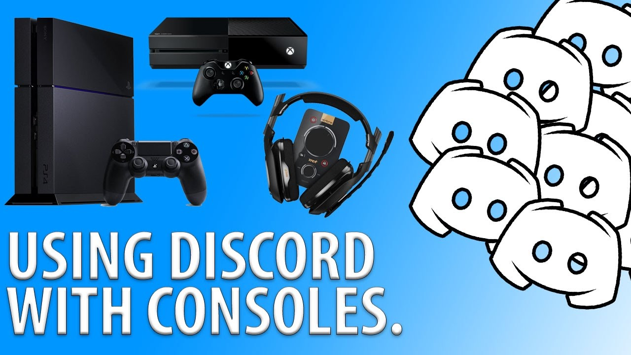 Discord with console