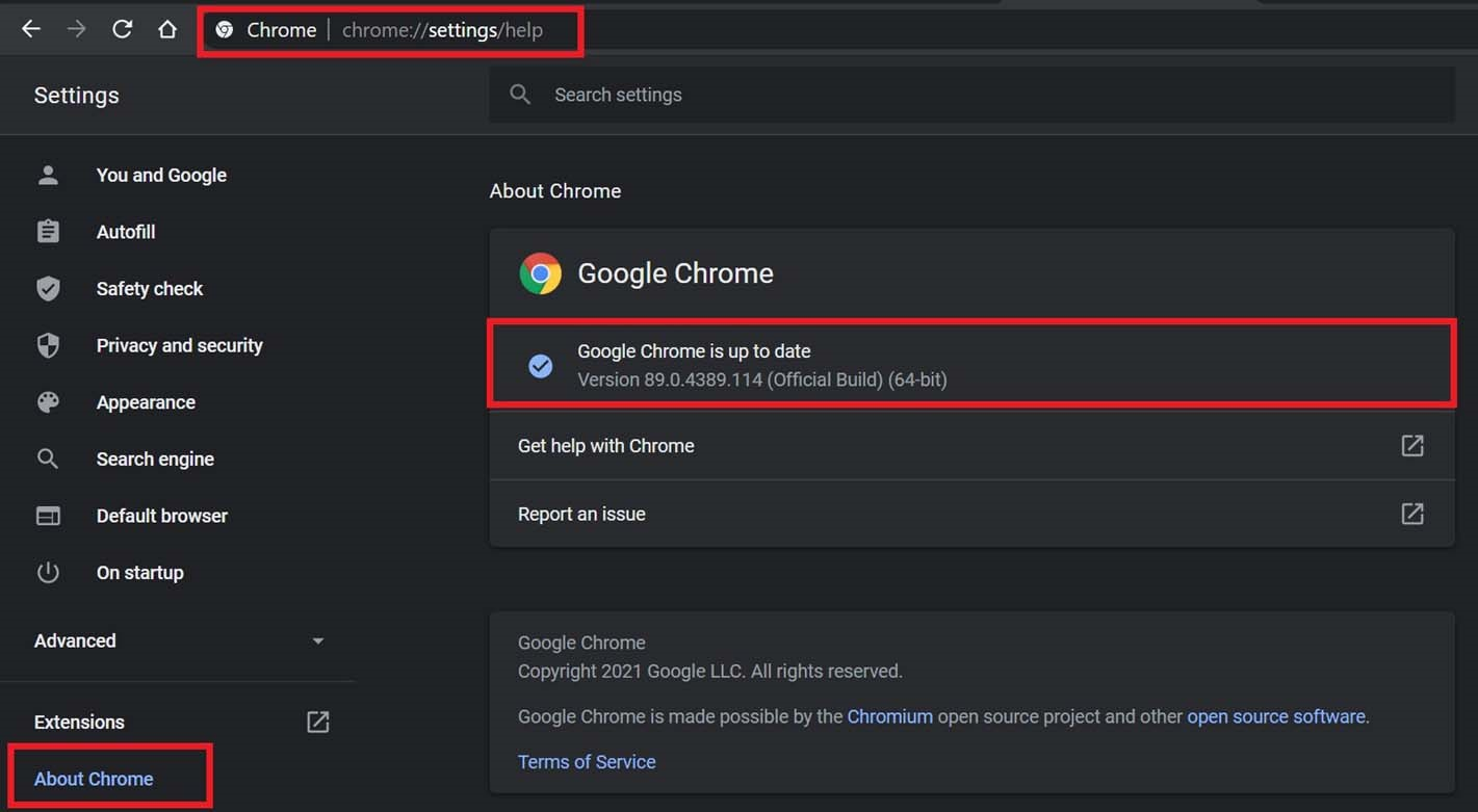 Update Web Browser for twitch no sound chrome