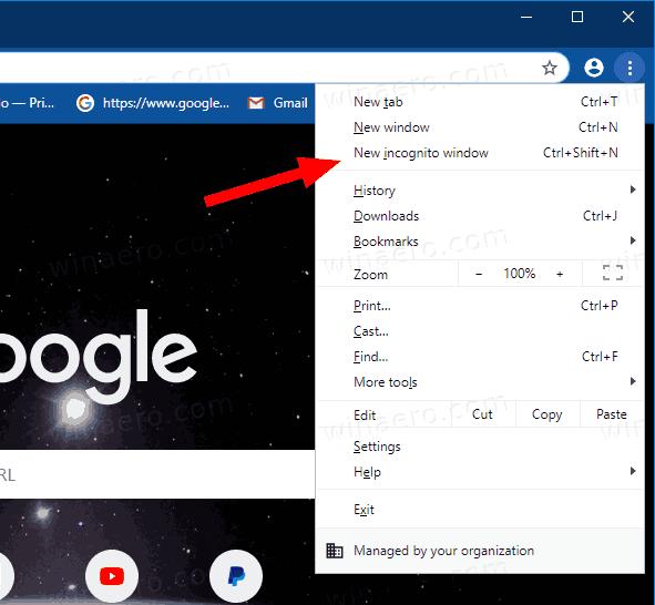Discord Using Incognito Window